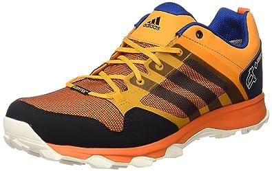 buy popular d3557 b2c14 adidas Men s Kanadia Tr GTX Trekking   Hiking Shoes, Black, 44.5 EU  Multicolour Size