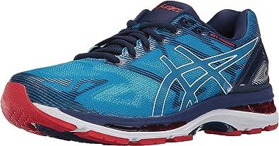 ASICS Mens Gel-Nimbus 19, Zapatillas de Correr para Hombre: Amazon.es: Zapatos y complementos
