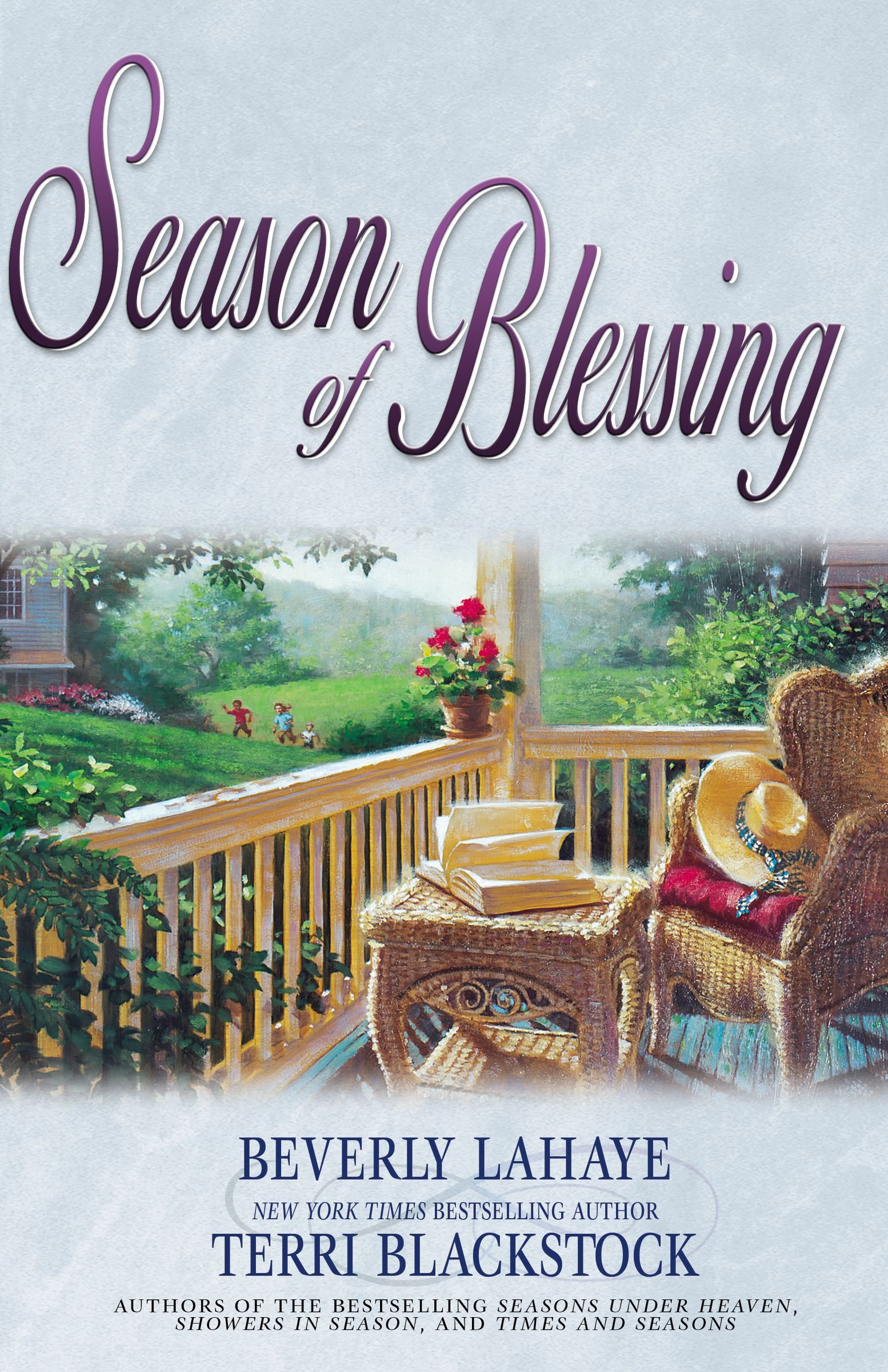 Download Season of Blessing (Seasons Series #4) pdf