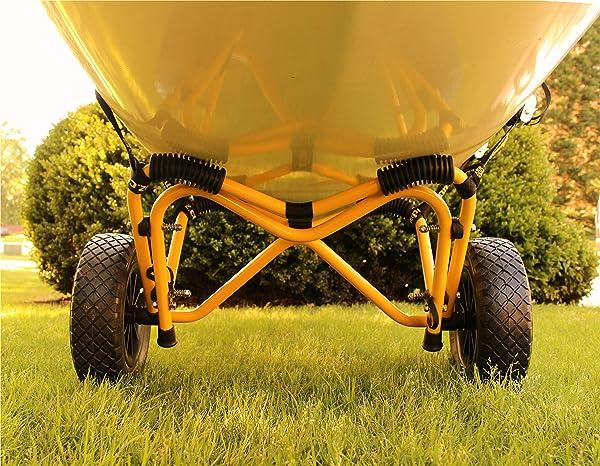 wheels kayak cart