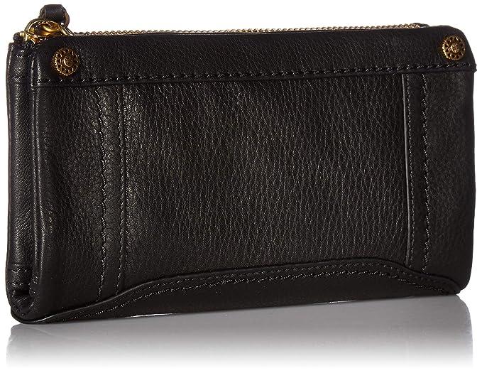 The Sak Tahoe Soft Wallet, Black: Amazon.es: Ropa y accesorios