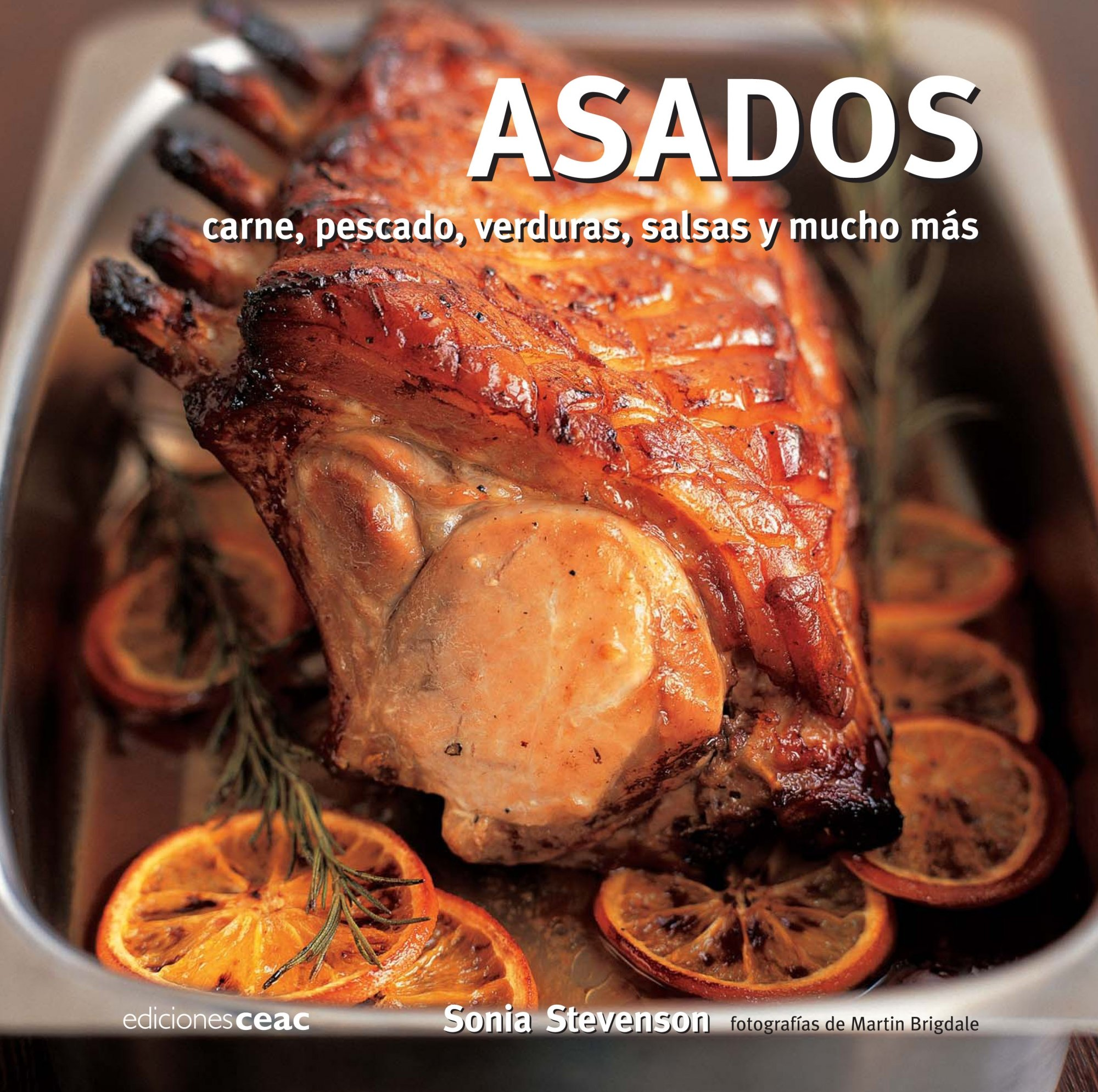 Asados (Spanish) Hardcover – 2010