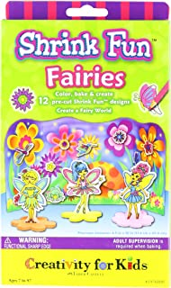 Amazoncom Enchanted Fairy Garden Kit Arts Crafts Sewing