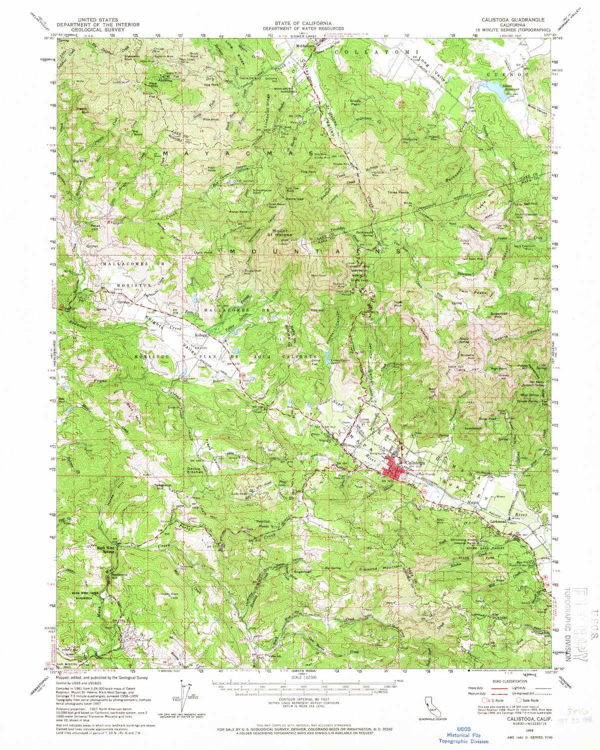 Amazon.com: YellowMaps Calistoga CA topo map, 1:62500 Scale ... on serramonte map, sonoma map, california map, angwin map, auberry map, hayfork map, lafayette map, cedar ridge map, hacienda map, dollar point map, st. augustine map, forestville map, burney map, brooktrails map, downieville map, napa map, san francisco wineries map, port costa map, chualar map, clayton map,