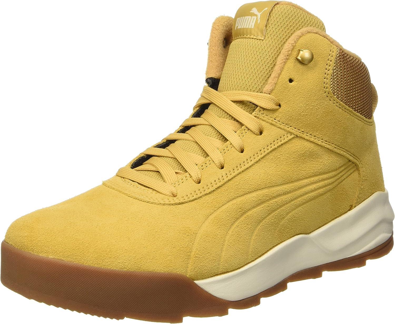 PUMA Desierto Sneaker, Zapatilla Alta Unisex Adulto