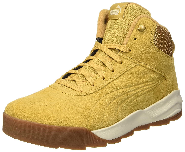 Puma Unisex-Erwachsene Desierto Sneaker Schneestiefel  40 EU|Beige (Taffy-taffy 01)
