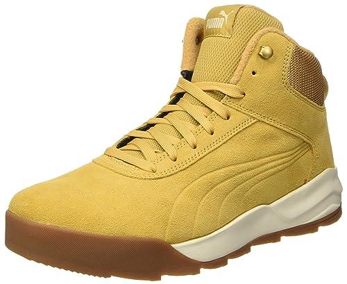 Puma Desierto Sneaker, Zapatilla Alta Unisex Adulto: Amazon.es: Zapatos y complementos