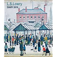 L S Lowry Desk Diary 2019
