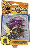 IMC Toys Invizimals - Confezione da 3 omini 30015 (intervallo)
