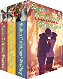 Sweet Italian Christmas: Three Christmas Romances