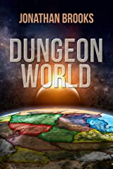 Dungeon World: A Dungeon Core Experience Kindle Edition