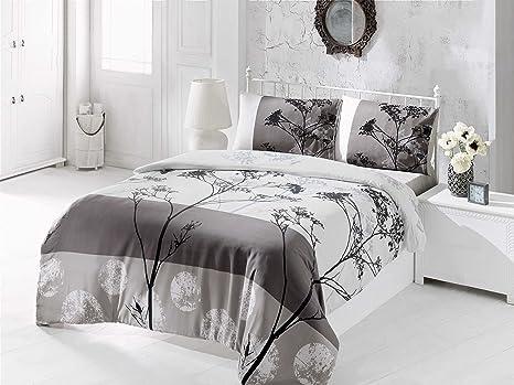 Trapunte Da Letto Singolo : 2 pezzi di lusso morbido colorato da letto 65% cotone 35