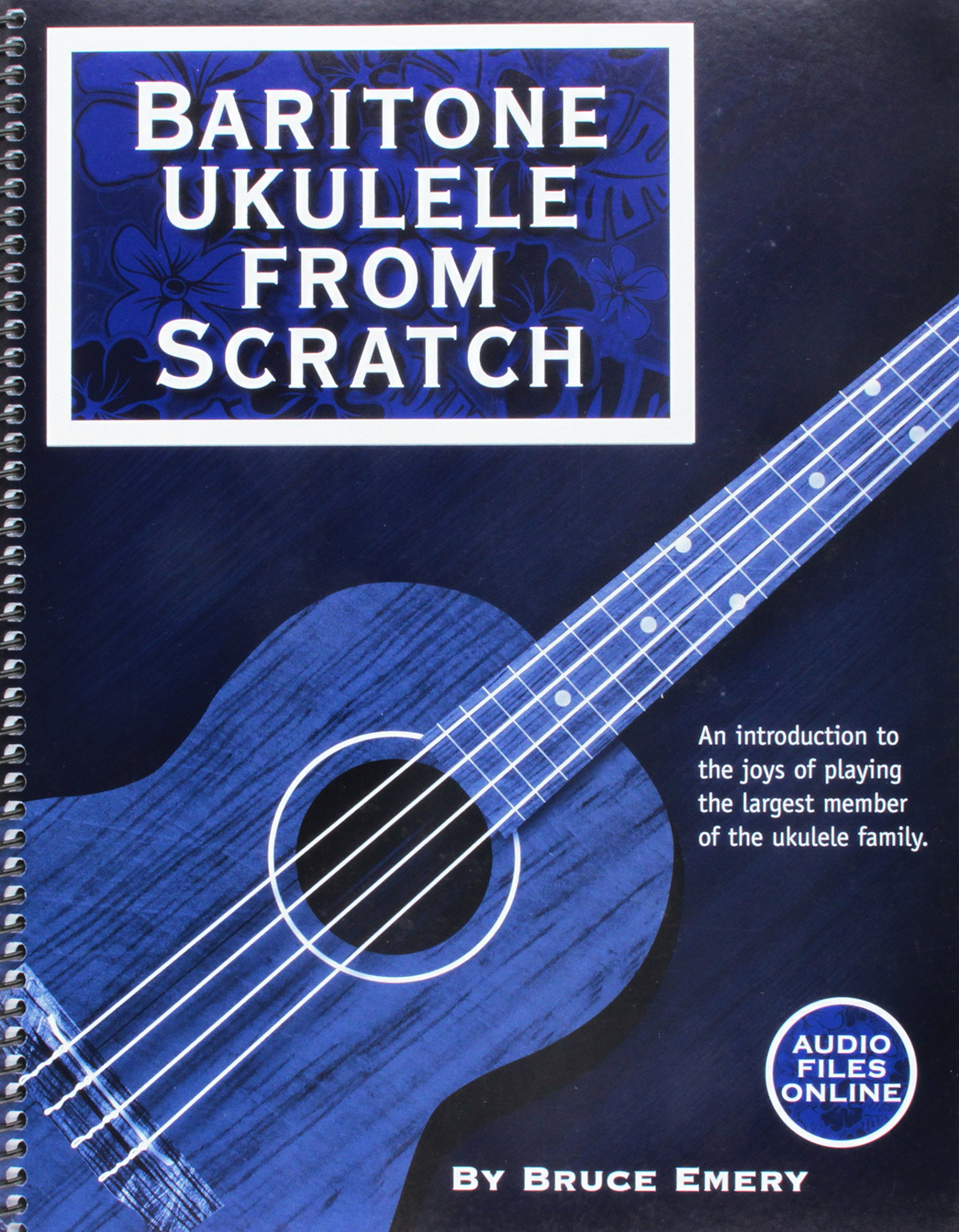 Download Baritone Ukulele from Scratch pdf