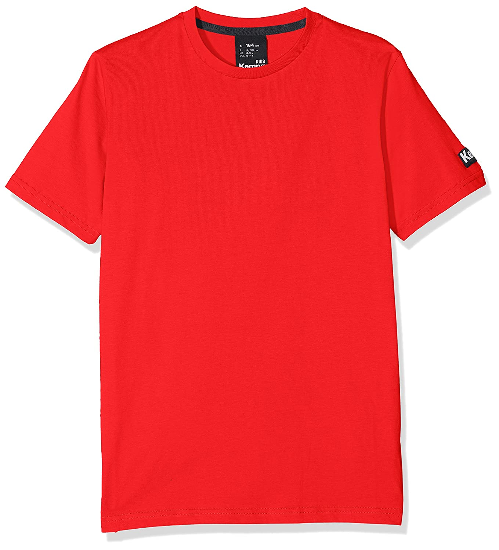 164 Kempa 200209101 Blanco Camiseta Infantil