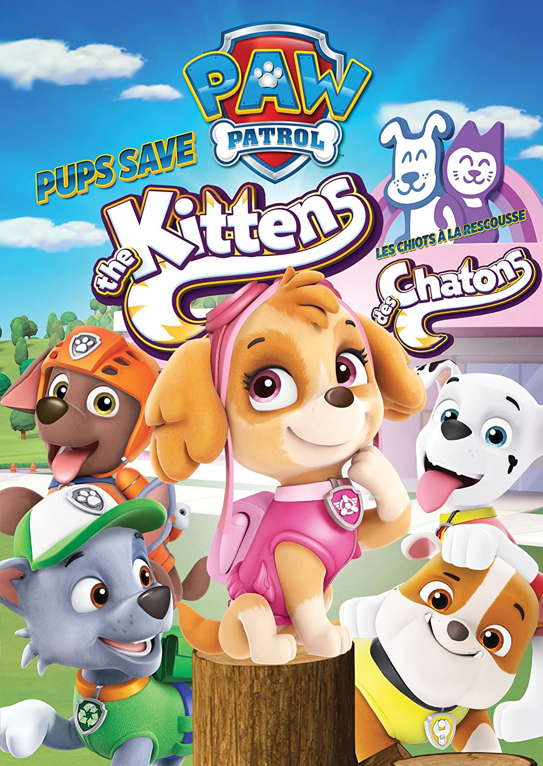Image result for paw patrol pups save kittens