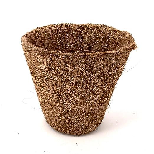 Nutley s - 8 cm de grosor Biodegradable Flexible macetas de fibra ...