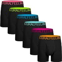 5Mayi Mens Underwear for Men Boxer Brief Cotton Men's Boxer Briefs Pack S M L XL XXL