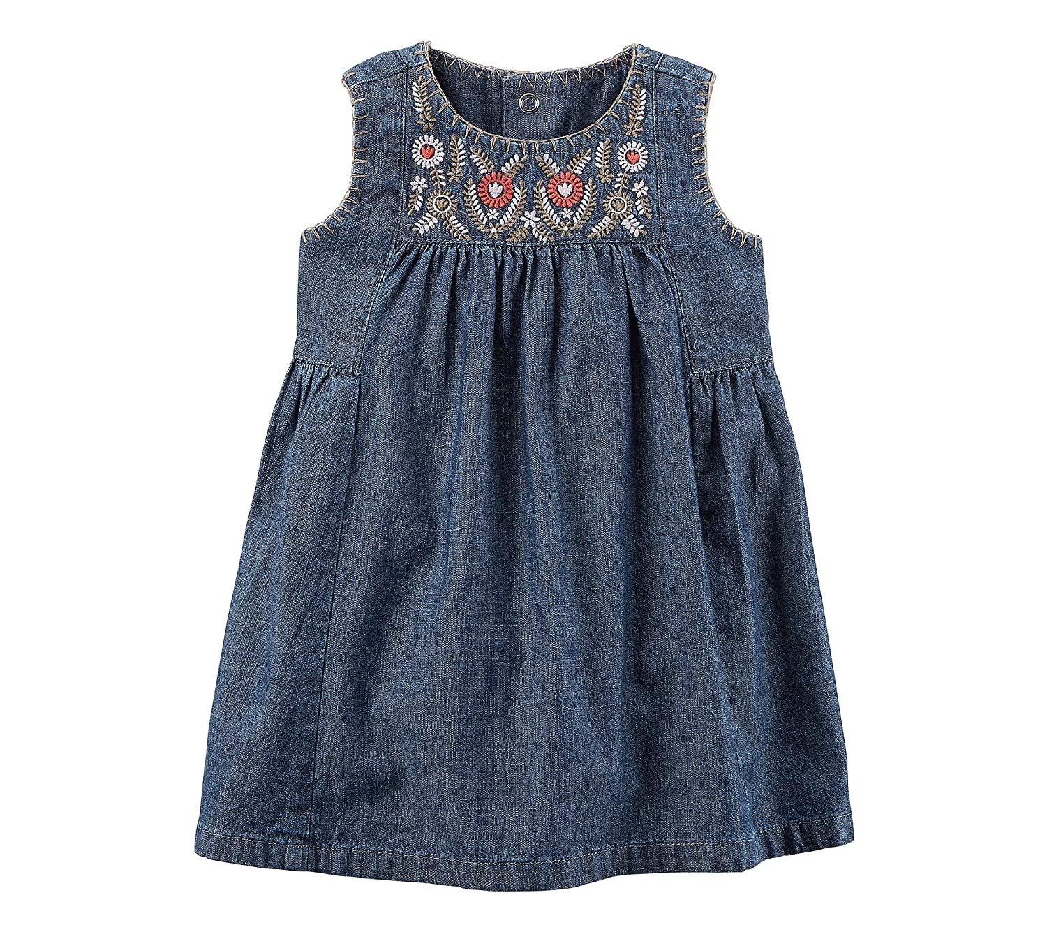 5ab62c9c34a Top 10 wholesale Sleeveless Chambray Dress - Chinabrands.com