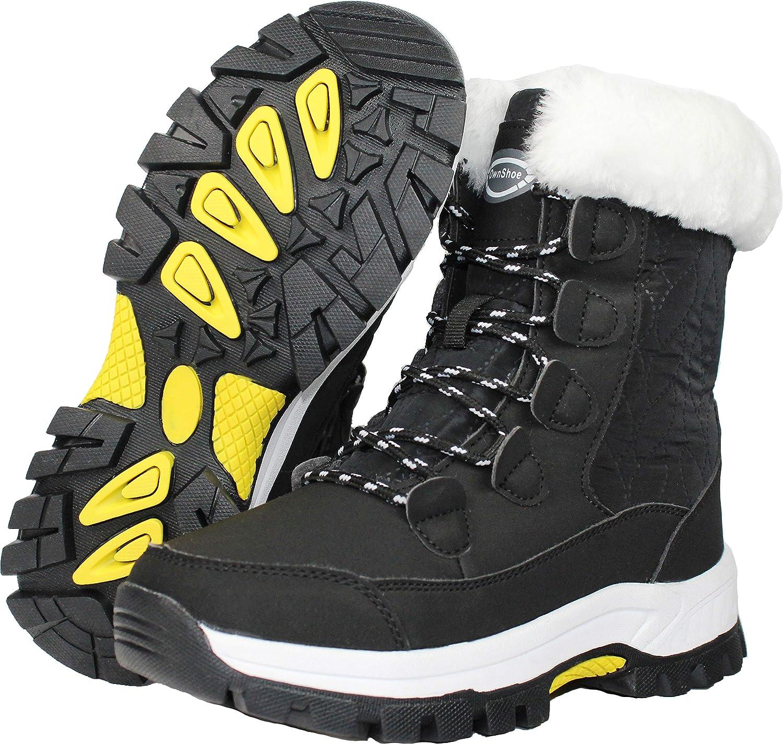 Own Shoe Womens Winter Waterproof Warm