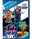 4 Film Favorites:Eddie Murphy; Family: A Thousand Words/ Imagine That/ Adventures of Pluto Nash/ Dreamgirls (DVD)
