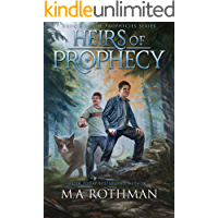 Heirs of Prophecy (Prophecies Series, Book 2)