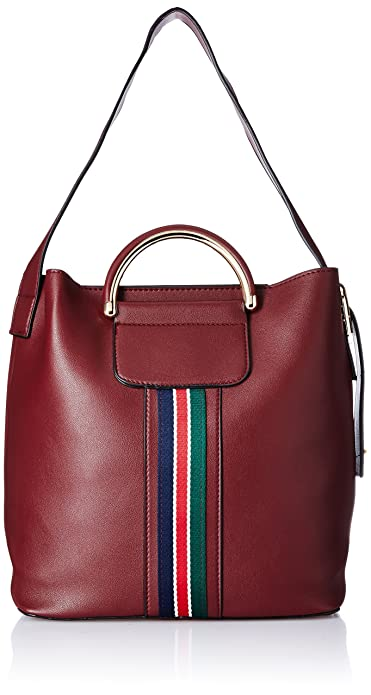 680440f94c04 Alessia74 Women s Handbag (Maroon)  Amazon.in  Shoes   Handbags