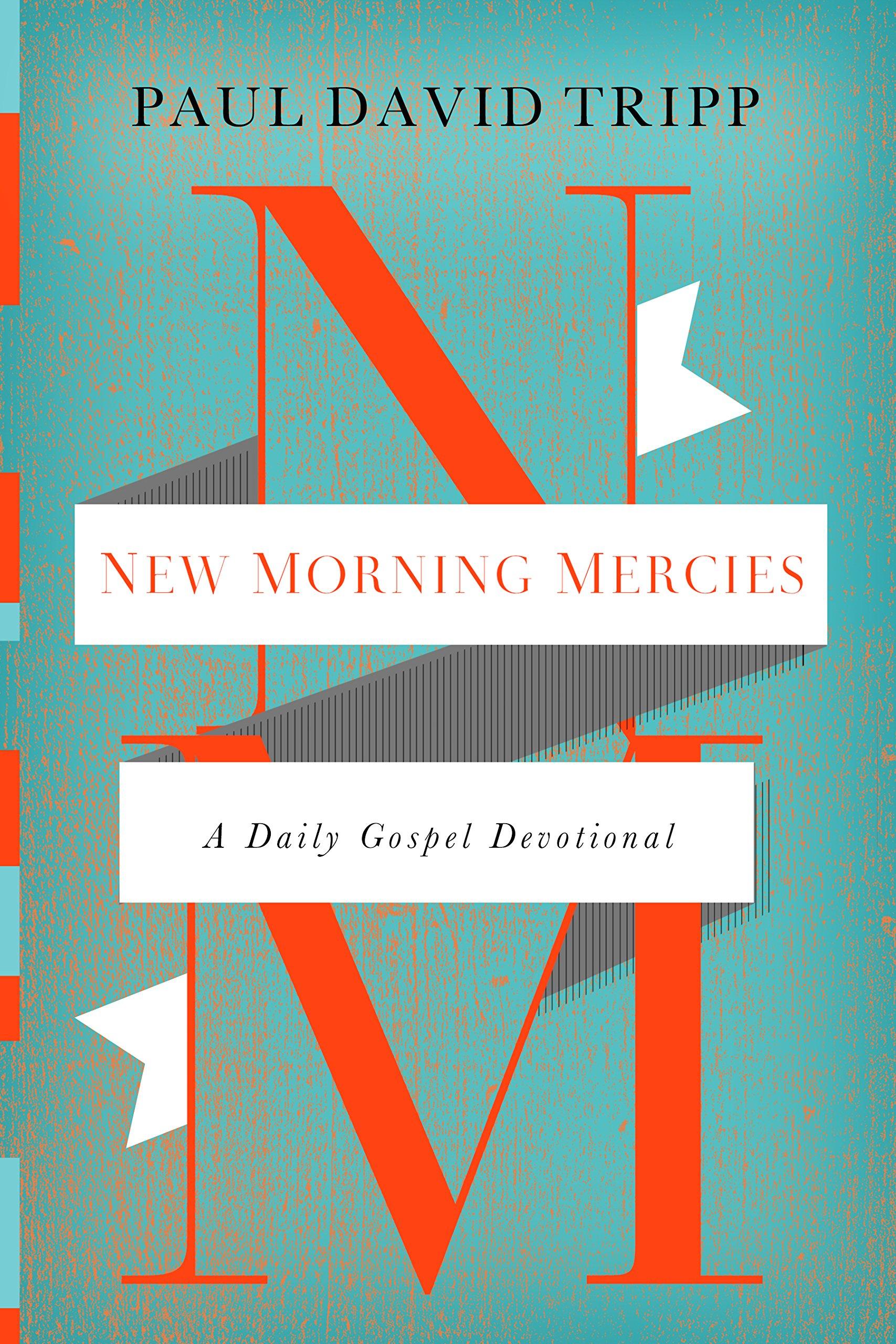 New Morning Mercies Gospel Devotional product image