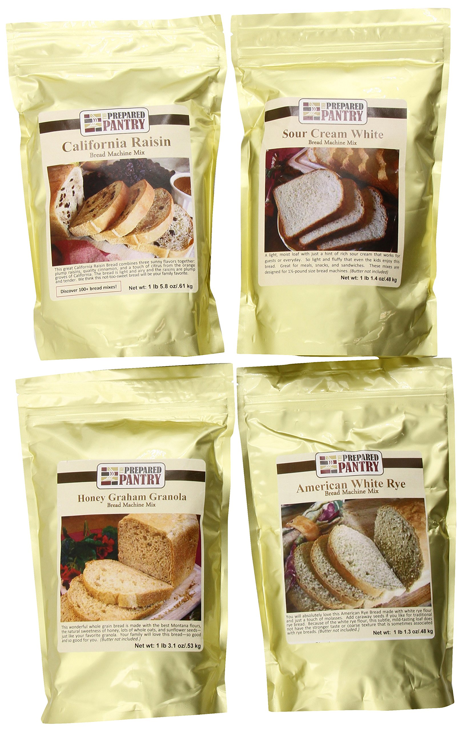 The Prepared Pantry Weekend Collection, 75.6 Ounce