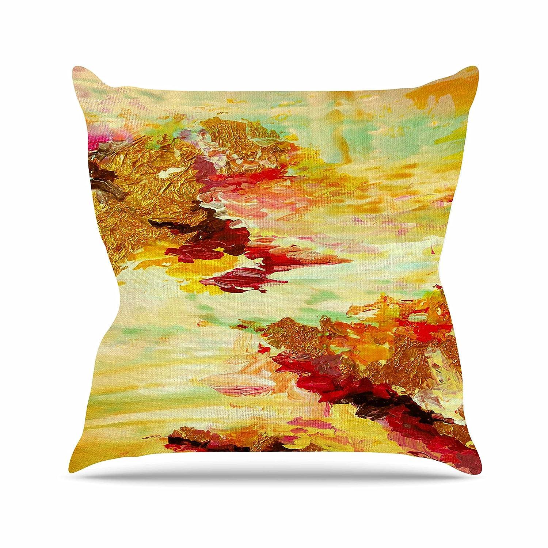 Kess InHouse Pillow Sham EBI Emporium Butterfly Tribal 3 30 x 20