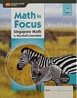Math in focus singapore math student edition grade 7 volume a math in focus singapore math student workbook book a grade 5 fandeluxe Image collections