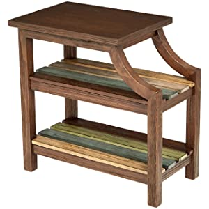 Ball & Cast 1 HSA-5002 End Table Rustic Brown