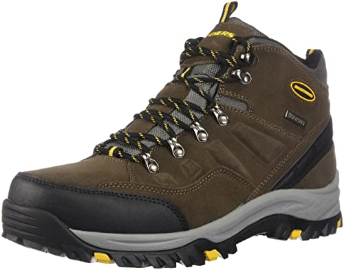 skechers relaxed fit relment pelmo hiking boot