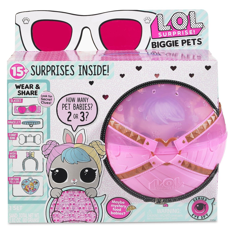 L.O.L. Surprise! Biggie Pet-Style 3 Surprise 552246