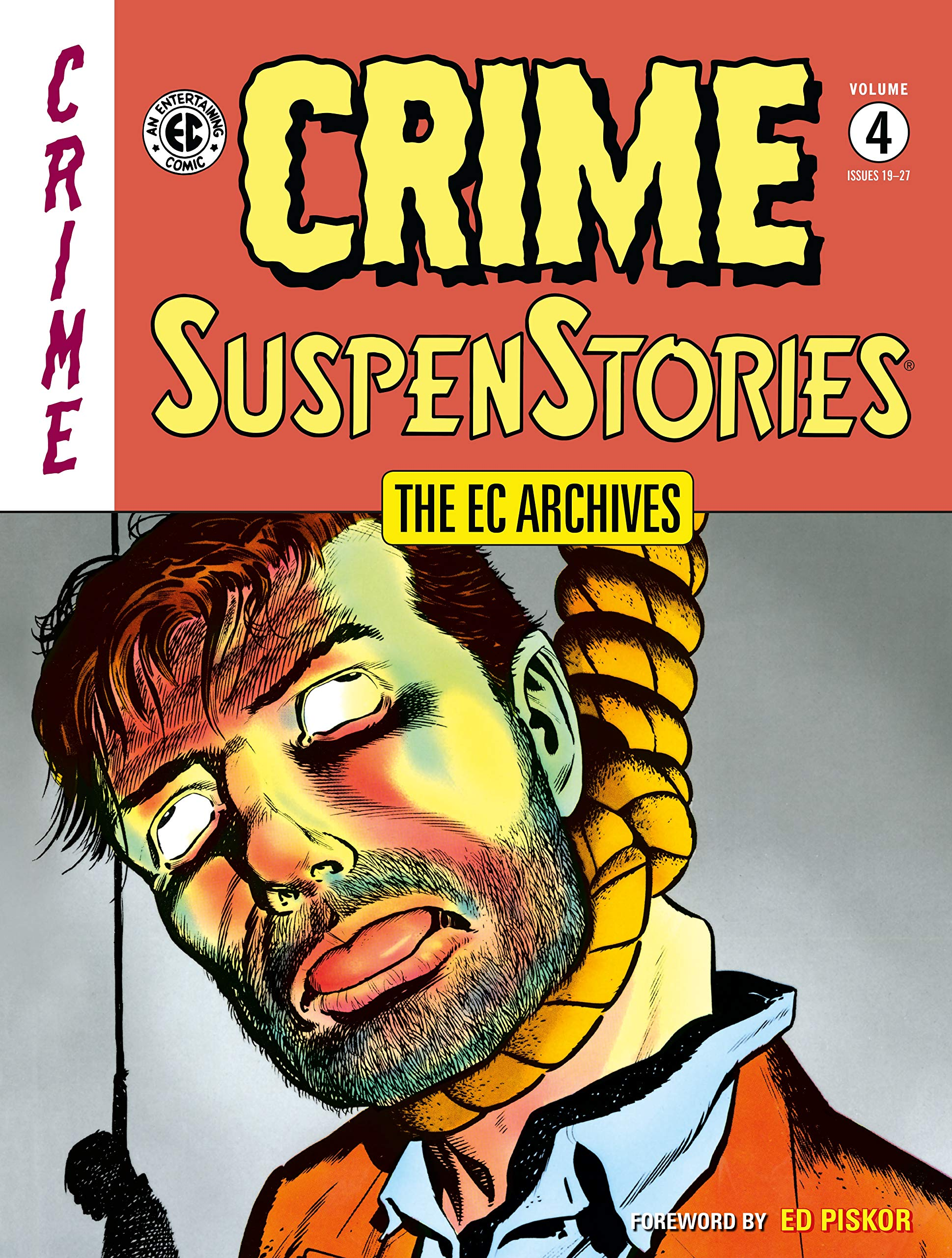 EC Archives 4 CRIME SuspenStories Vol