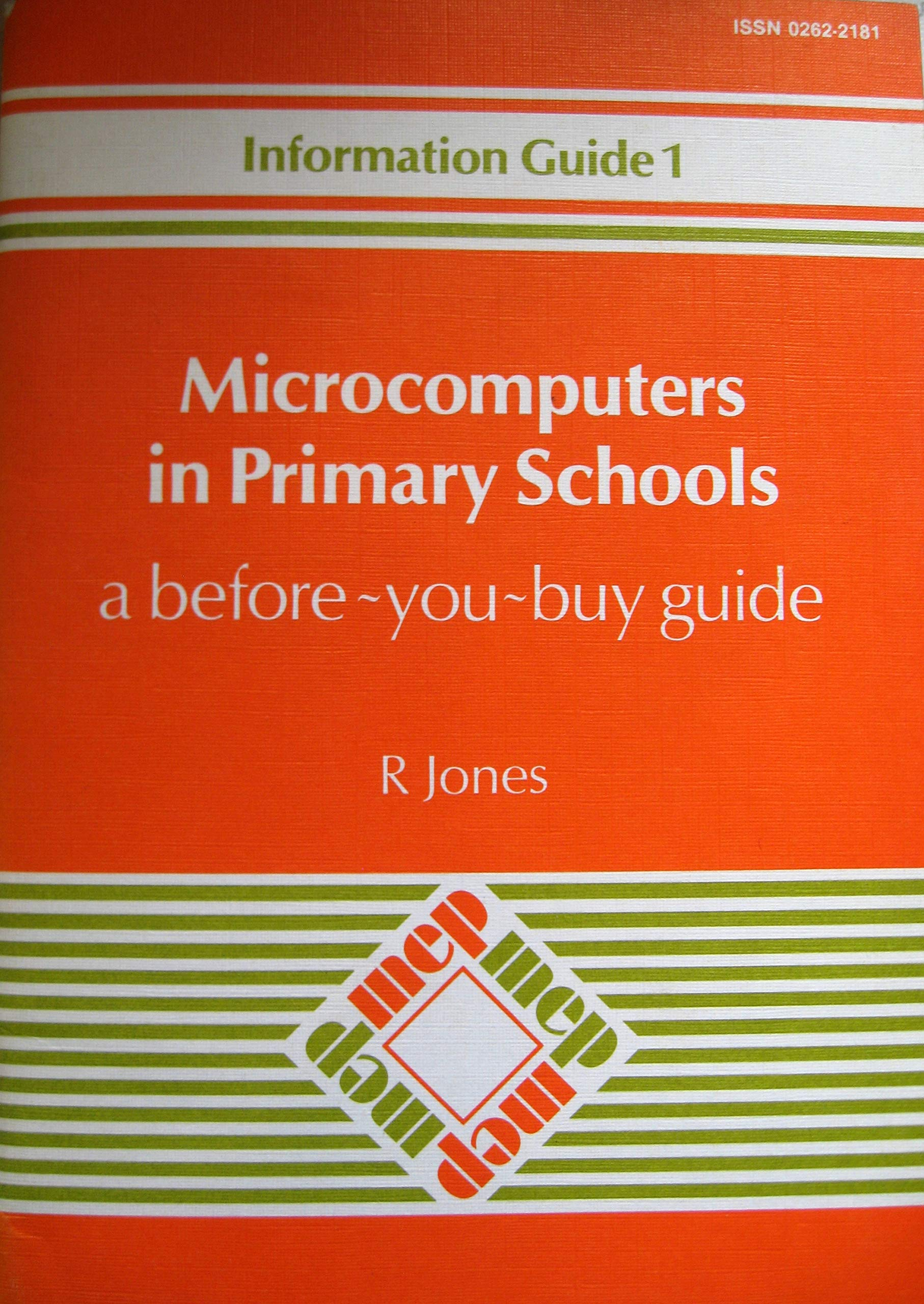 Microcomputers in Primary Schools: Before You Buy Guide ...