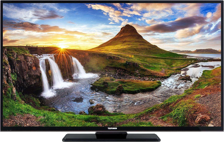Telefunken d55u297 N 4cwi 140 cm (55 pulgadas) televisor (4 K Ultra HD, sintonizador triple, Smart TV): Amazon.es: Electrónica