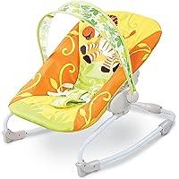 Webby Newborn to Toddler Portable Baby Rocker
