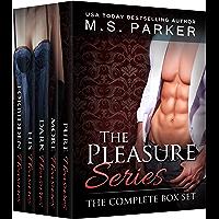 The Pleasure Series: Complete Box Set (The Pleasures Series)