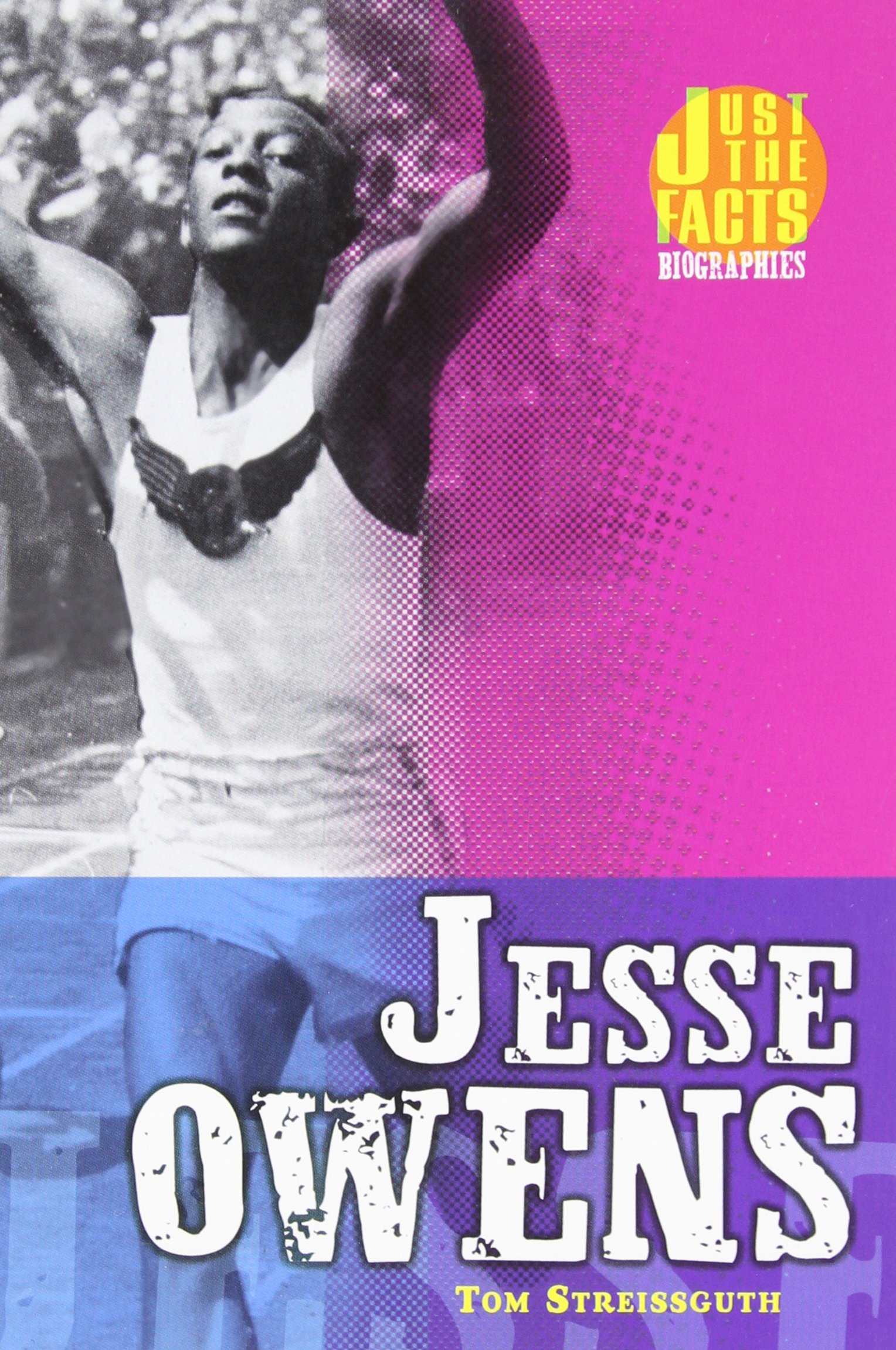 Jesse Owens (Just the Facts Biographies) pdf