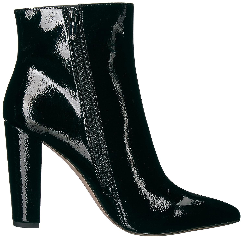 Jessica Simpson Women's Teddi Fashion Boot B071P94Y2Z 9.5 B(M) US|Black Patent