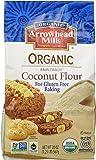 Arrowhead Mills Organic Fair Trade Coconut Flour, 20 Ounce (Pack of 6)