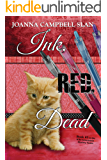 Ink, Red, Dead: Book #3 in the Kiki Lowenstein Mystery Series (A Kiki Lowenstein Scrap-N-Craft Mystery)