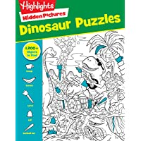Dinosaur Puzzles (Highlights™ Hidden Pictures®)