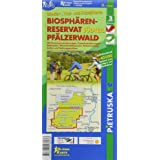 Naturpark Pfälzerwald - Süd 1:40 000