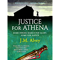 Justice for Athena (Philocles Book 3) (English Edition)
