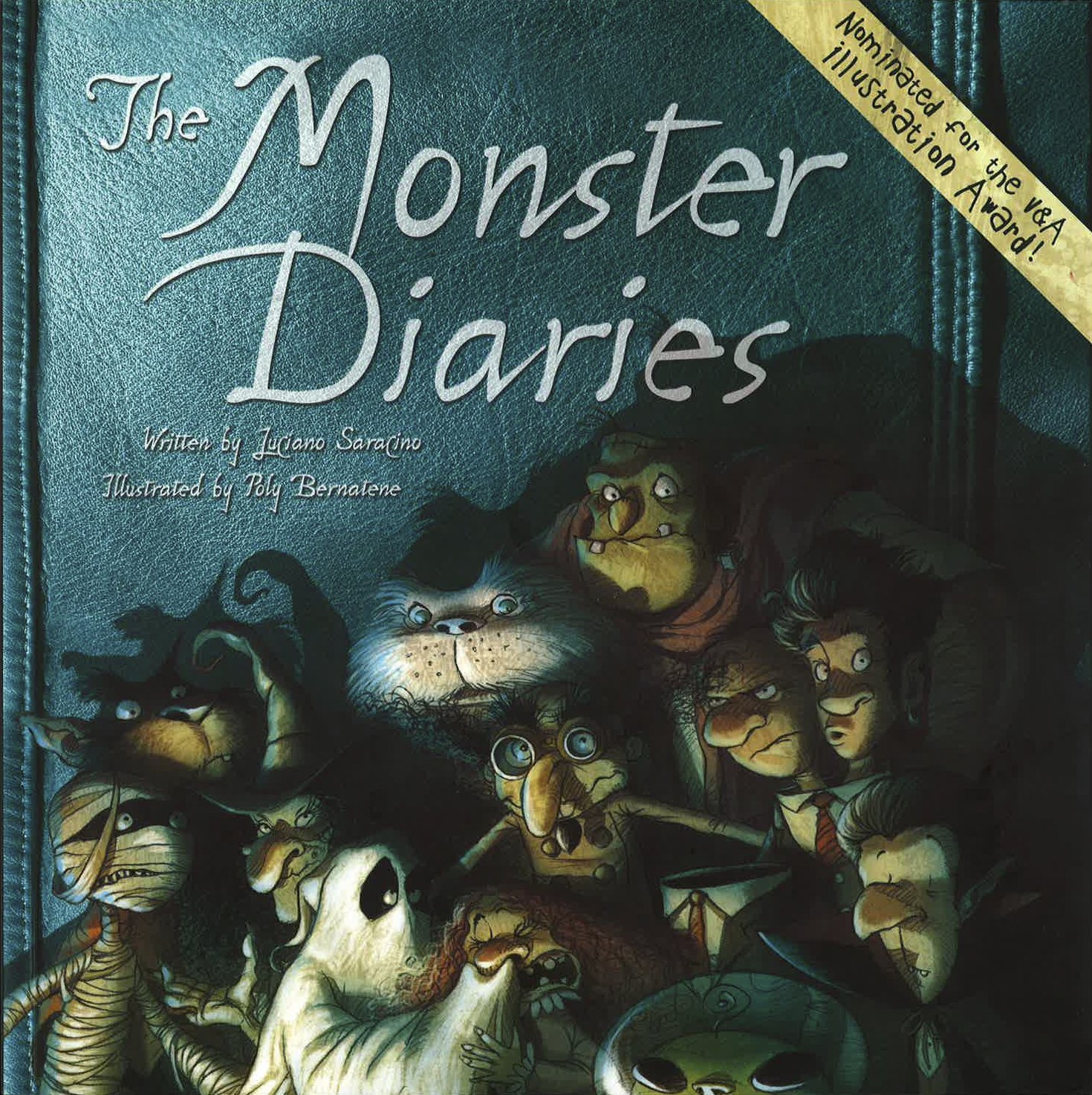 Read Online The Monster Diaries (Meadowside PIC Books) ebook