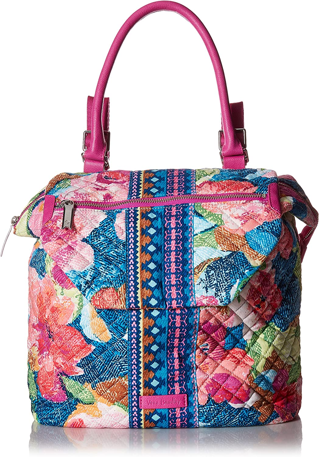 Vera Bradley Women's Signature Cotton Change It Up Backpack