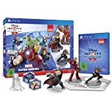 Disney Infinity 2.0: Marvel Super Heroes Starter-Set - Playstation 4 - [Edizione: Germania]