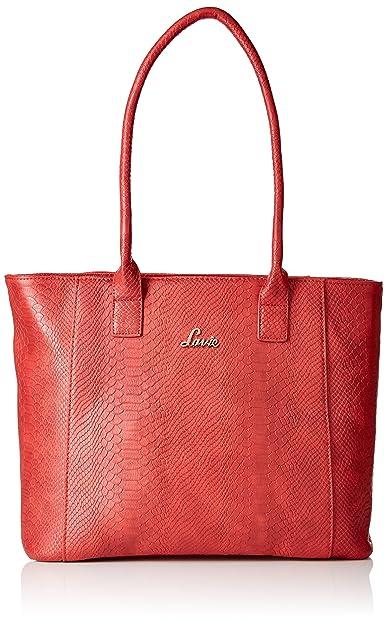 fd0b1ae58d3 Lavie Vandana Women's Handbag (Red): Amazon.in: Shoes & Handbags
