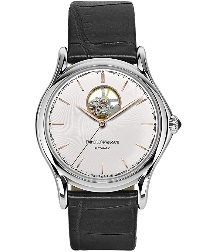Amazon.com: Emporio Armani Swiss Made ARS3303 - Reloj para ...